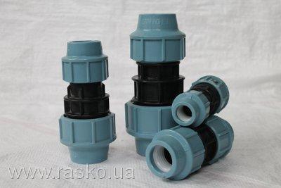Фитинги для пластиковых труб сварные