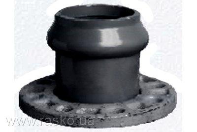 Патрубок фланец/раструб ПВХ (10 атм)