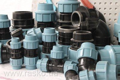 Компрессионные фасонные изделия (Unidelta)