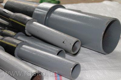 Переходы «полиэтилен-сталь»