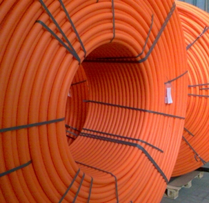 Защитные трубы для оптико-волоконного кабеля
