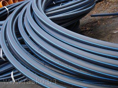 Трубы водопроводные полиэтиленовые