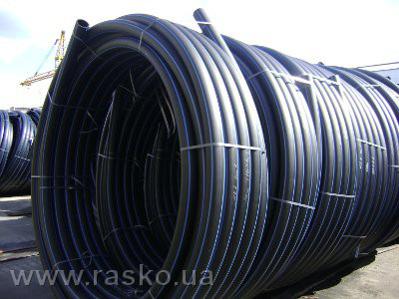 ПЭ трубы для наружного водоснабжения